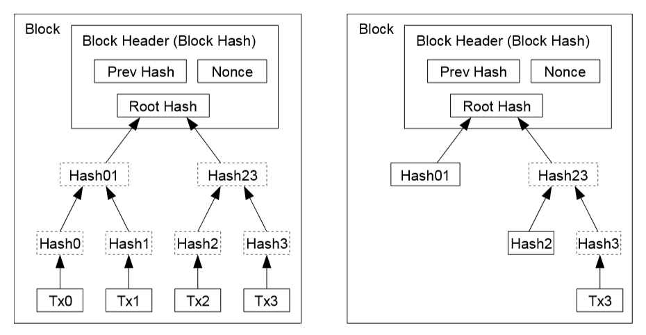 Manifesto Satoshi block and hash power
